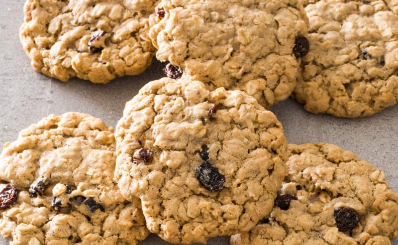 Ciasteczka owsiane – zdrowa przekąska na każdy dzień